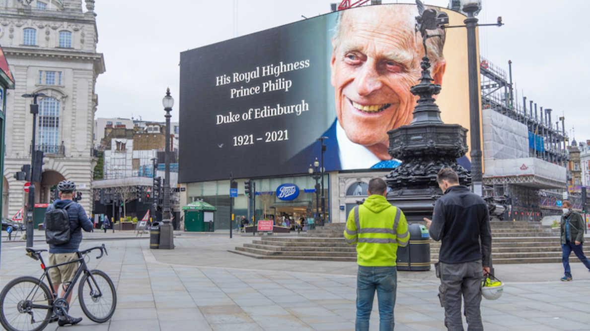 英国歯科医師会、フィリップ殿下の死を悼む
